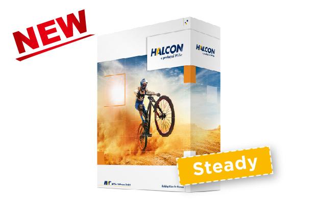 HALCON Steady 20.11